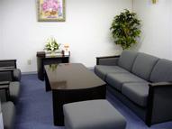 ビジネスに不可欠な応接室、会議室等ご用意